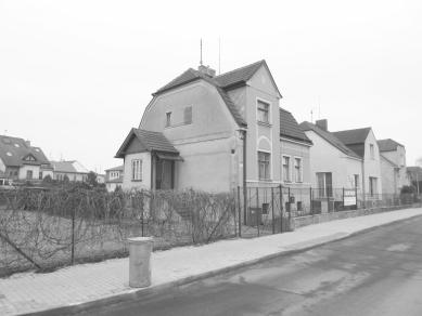 Dům u Meteoru - Fotografie původního stavu - foto: ARCHPORT