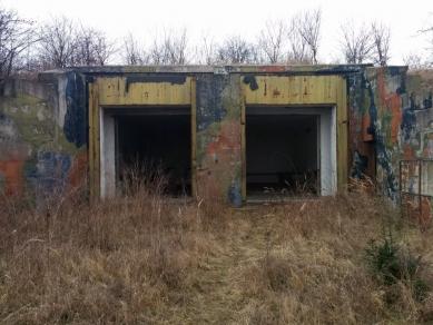 Věčná loviště - zvířecí krematorium - Fotografie původního stavu - foto: Petr Hájek Architekti