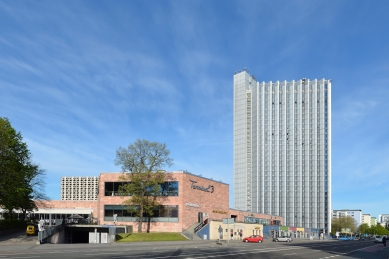 Kongresové centrum s hotelem - foto: Petr Šmídek, 2019