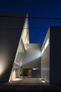 House in Tsukuba - foto: Shigeo Ogawa