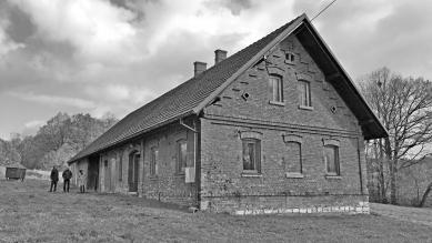 Rekonstrukce firemního sídla mmcité+ v Polsku - Původní stav