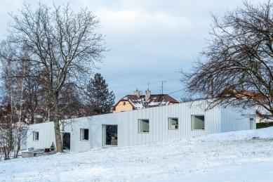 Rodinný dům v Radvanicích
