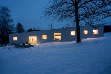 Rodinný dům v Radvanicích - foto: Martin Grobař