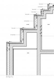 Villa B - Detail atiky