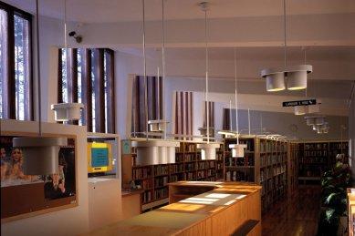 Radnice v Säynätsalo - foto: Maija Holma | Alvar Aalto Museum