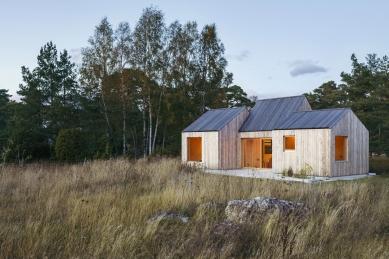 Luční dům - foto: Mattias Hamrén