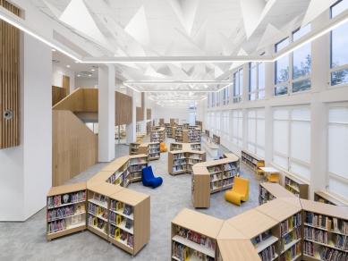 Inovační a vzdělávací centrum International School of Prague - foto: Studio Flusser