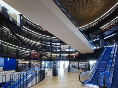 Library of Birmingham - foto: Christian Richters