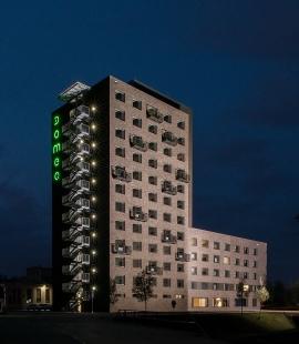 Domeq - studentské bydlení - foto: Tomáš Slavík