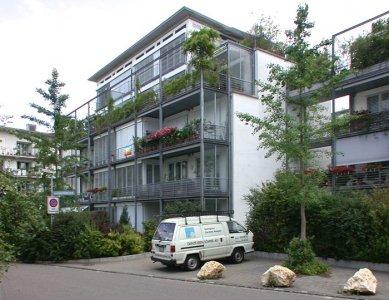 Tři bytové domy na Luzerner Ring - foto: Petr Šmídek, 2003