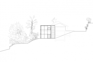 Dům B - Západní pohled - foto: Aretz Dürr Architektur