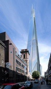 London Bridge Tower - foto: © Hayes Davidson and John Maclean