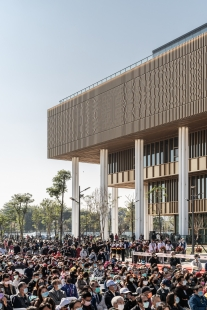 Tainan Public Library - foto: Ethan Lee
