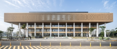 Tainan Public Library - foto: Yu-Chen Chao