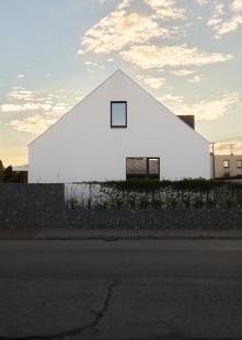 Rodinný dům v Rábech - foto: Jiří Alexander Bednář