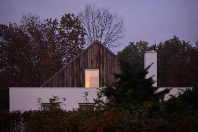 Rodinný dům v Rosicích nad Labem - foto: Jiří Alexander Bednář