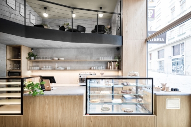 Fruli Cafeteria - foto: Alex Shoots Buildings