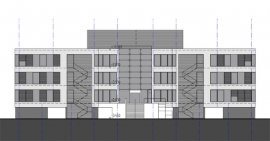 IBM Global Services Delivery - pohled - foto: K4 Architects & Engineers