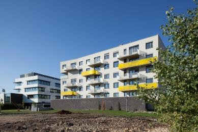 Bytové domy Affinity - foto: Lubor Sladký