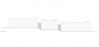 Artfarm  - Boční pohled - foto: HHF Architects