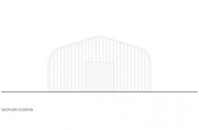 Artfarm  - Čelní pohled - foto: HHF Architects