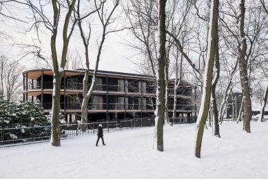 Bytový dům Vila Reden v Chořově - foto: Tomasz Zakrzewski