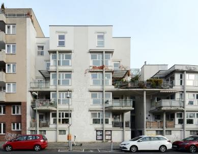 LiMa residential courtyard - foto: Petr Šmídek, 2019