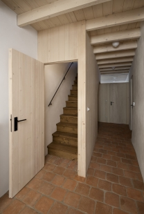 Rekonstrukce rodinného domu v Třeboni - foto: Ester Havlová