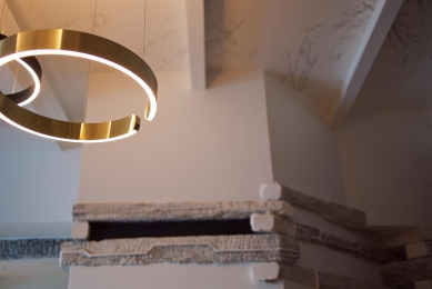 Byt pro architekta a sběratele umění - foto: COLLARCH