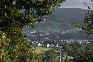 Bytové domy v Rožnově pod Radhoštěm - foto: Tomáš Slavík