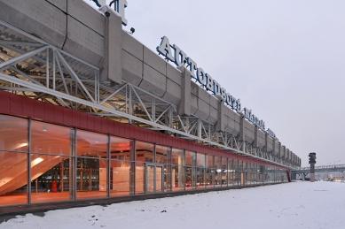 Zvonařka Central Bus Terminal - foto: Petr Šmídek, 2021