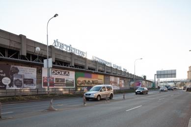 Zvonařka Central Bus Terminal - foto: Alex Shoots Buildings