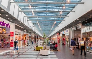 Obchodní centrum City Park - foto: CPI