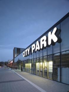Obchodní centrum City Park - foto: Filip Šlapal