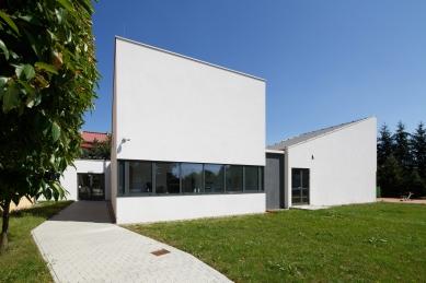 Modulární mateřská školka v Krakově - foto: Archifolio Tomasz Zakrzewski