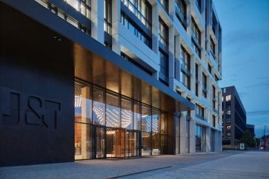 Nové sídlo finanční skupiny J&T - foto: BoysPlayNice