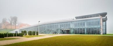 Regional Science-Technology Centre, Podzamcze Chęciny - foto: Juliusz Sokołowski, courtesy of eM4.Pracownia Architektury.Brataniec