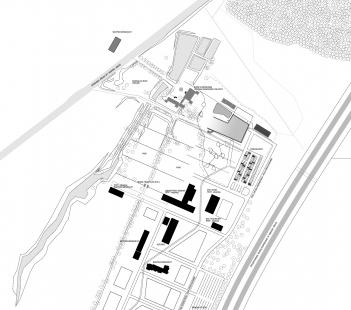 Regional Science-Technology Centre, Podzamcze Chęciny - Situace - foto: eM4.Pracownia Architektury.Brataniec