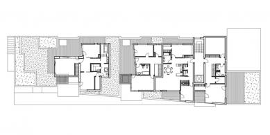 Bytový dům ul. Na Okraji - 6NP - foto: Atelier ANTA