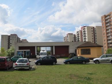 Komunitní centrum Skála - Původní stav