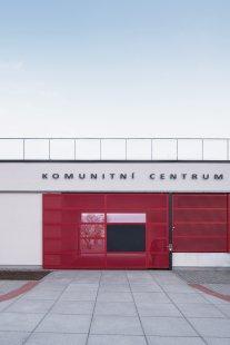 Komunitní centrum Skála - foto: Petr Polák