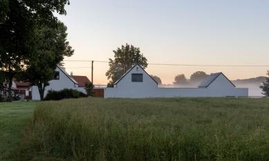 Usedlost vjižních Čechách - foto: Fotes