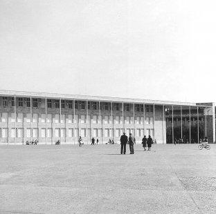 Radnice Logroño - Historický snímek