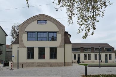 Škola užitého umění ve Výmaru - foto: Petr Šmídek, 2019