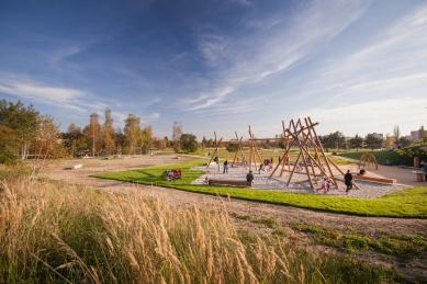 Park 4Dvory - foto: Jakub Holas