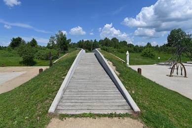 Park 4Dvory - foto: Petr Šmídek, 2021