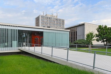 Jihočeská vědecká knihovna - foto: Petr Šmídek, 2021