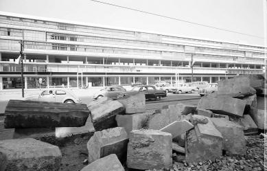 Bikini-Haus Berlin - Historický snímek