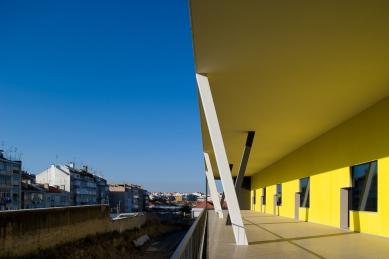 Hudební škola v Lisabonu - foto: Fernando Guerra