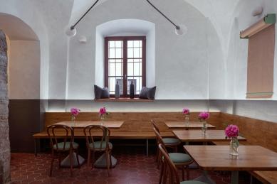 Harmonia Restaurant - foto: Jiří Lízler